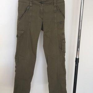 H&M super cool women's cargo pants